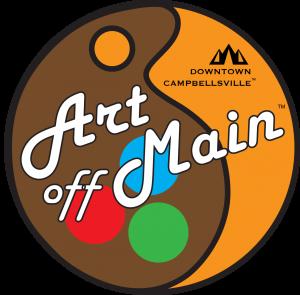 Art Off Main - Logo