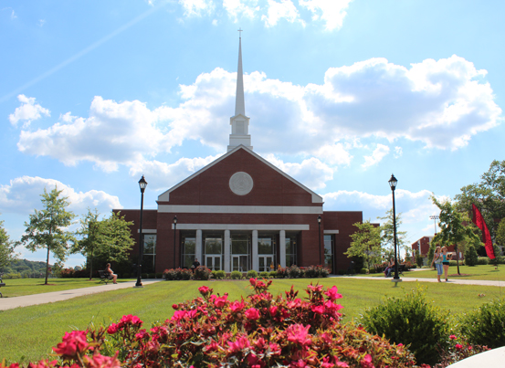 CU Ransdell Chapel