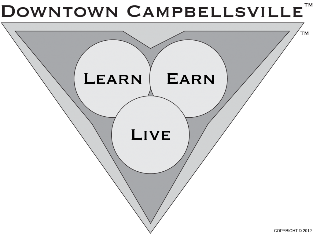 Downtown Campbellsville - Learn, Earn, Live