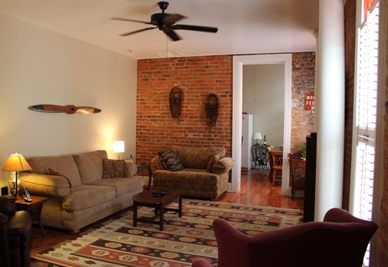 JP Downtown Campbellsville - apartment