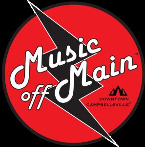 Music Off Main - Logo