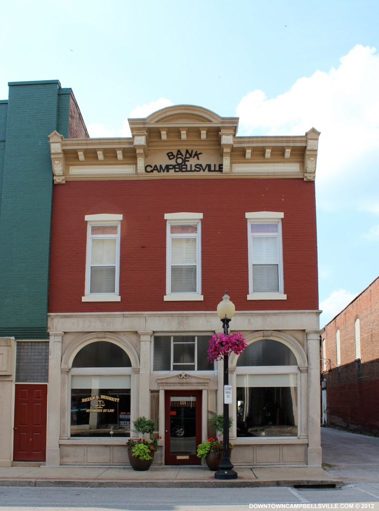 Bank of Campbellsville Building