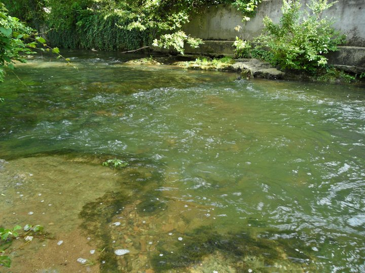 Buckhorn Creek Waterway Project Downtown Campbellsville