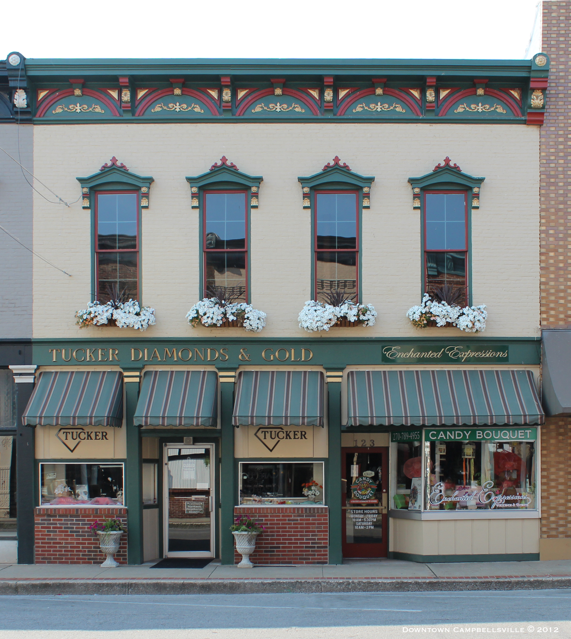 76 Best Images About Historic Downtown Storefronts On: Downtown Campbellsville