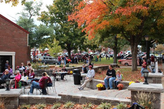 Campbellsville University Homecoming 2012